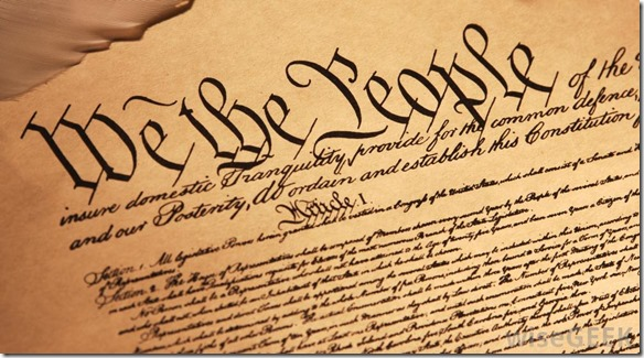 Why Don't Conservatives Follow Their Own Constitution?