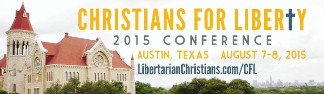 Christians For Liberty Conference Friday Event – Colin Gunn