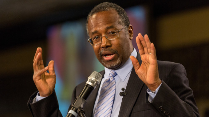 Ben Carson The Welfare And Warfare Statist