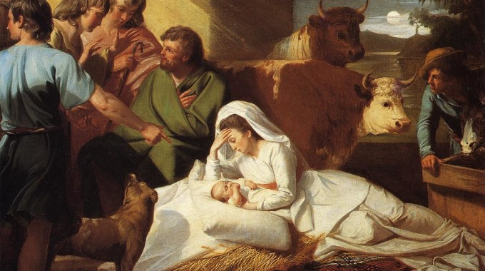 The Nativity 1777
