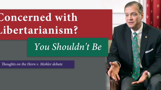 Concerned With Libertarianism? You Shouldn't Be