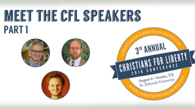 Meet The Speakers Part 1