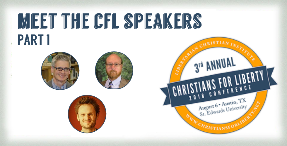 Meet The CFL Speakers (Part 1)