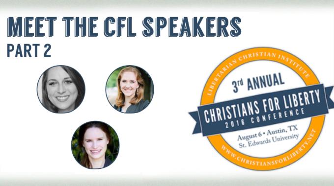 Meet The Speakers Part 2