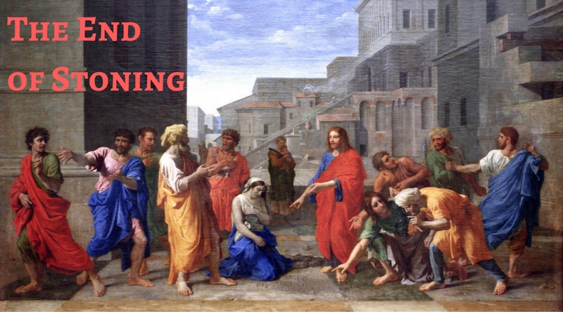 The End Of Stoning: Jesus And The Personhood Revolution