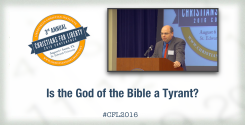 Is The God Of The Bible A Tyrant?